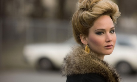 JENNIFER LAWRENCE  Character(s): Rosalyn Rosenfeld   Film 'AMERICAN HUSTLE' (2013)   Directed By DAVID O. RUSSELL   13 December 2013   SAF22669   Allstar Collection/COLUMBIA PICTURES   **WARNING** This photograph can only be reproduced by publications in conjunction with the promotion of the above film. A Mandatory Credit To COLUMBIA PICTURES is Required. For Printed Editorial Use Only, NO online or internet use. Entertainment Orientation Landscape Portrait looking right Film Still Fur earring
