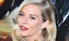 Sienna Miller at the premier of GI Joe: Rise of the Cobra