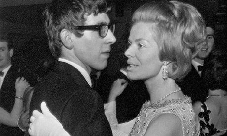 Jack Straw dancing with the Duchess of Kent at a Leeds university union dinner in 1968