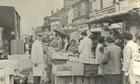Edmonton Green market c.1960
