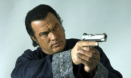 Steven Seagal may run ...