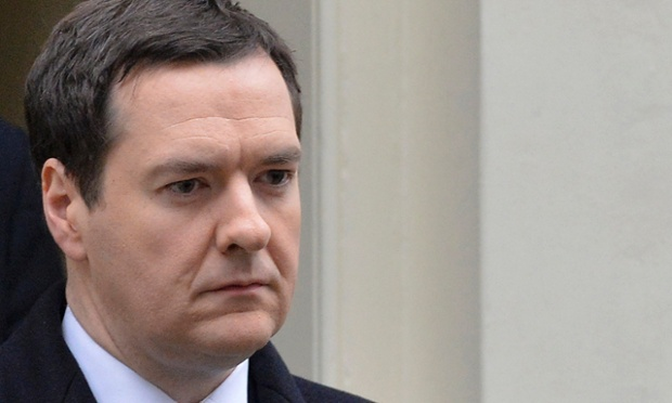 George Osborne is making a speech today saying more cuts worth £2bn are needed.