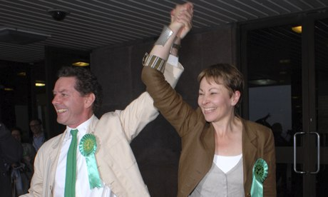 Why does the left ignore the true progressive party – the Greens?