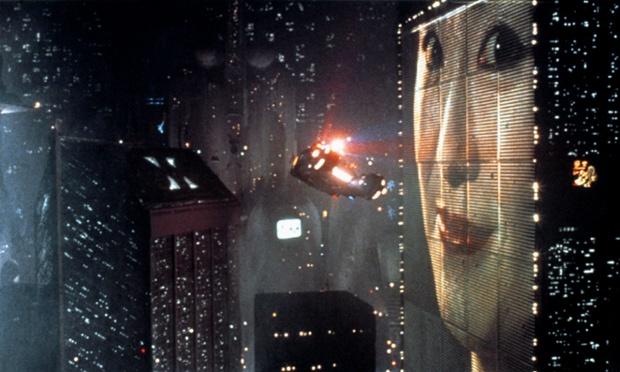 BLADE RUNNER (1982)  (dir. Ridley Scott)