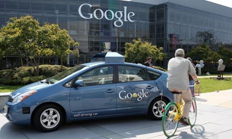 Auto senza conducente ... Come saranno le nostre città intelligente ottenere?