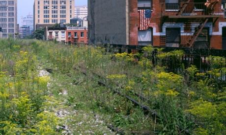 Infrastrutture verdi ... High Line di New York ha generato molti progetti copy-cat.