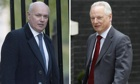 Iain Duncan Smith and Francis Maude