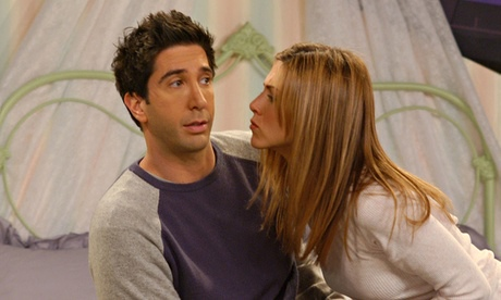 The one where it all ends in tears … Ross and Rachel