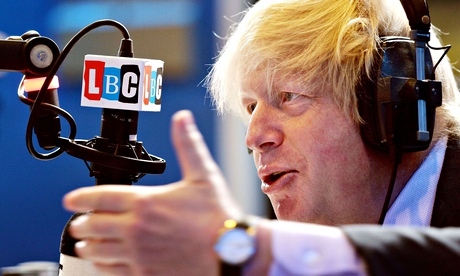 Johnson jibe at Clegg