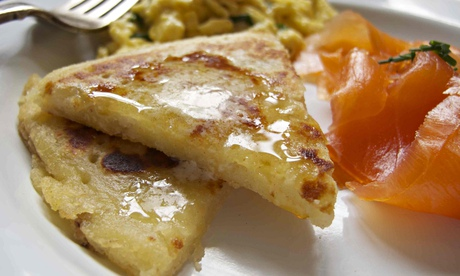 Perfect tattie scones