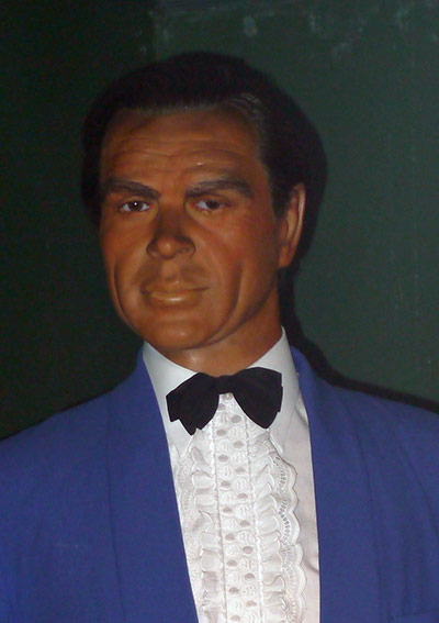 Worst Waxworks: Sean Connery