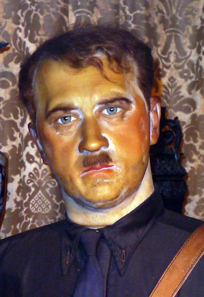 Worst Waxworks: Adolf Hitler