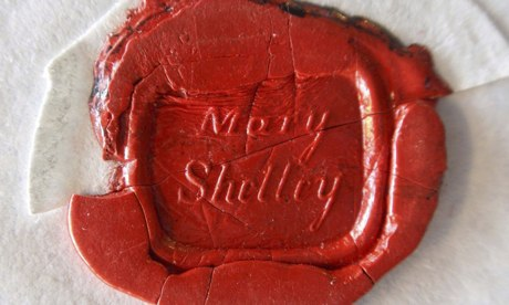 Mary Shelley's seal