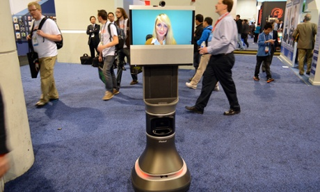 This robot will clean your barbecue, and other bizarre robotics at CES