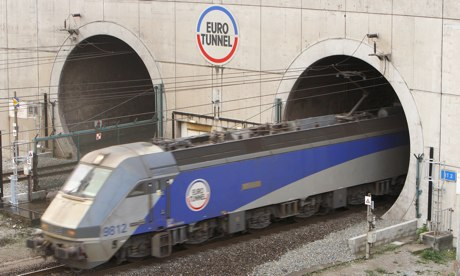 Channel tunnel rings in mobile phone services for travellers to France