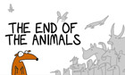 First Dog on the Moon on ... the end of animals - cartoon