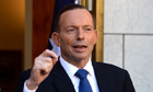 Tony Abbott on the burqa: I wish it wasn't worn, but we are a free country  video