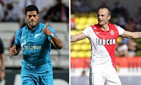 Zenit Saint Petersburg v Monaco: Champions League  live! | John Ashdown