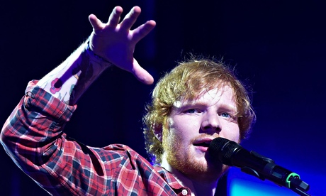 Ed Sheeran dedicates song about crack-addicted prostitute to David Cameron