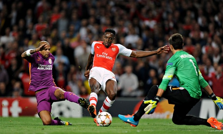 Arsenal 4-1 Galatasaray | Champions League match report