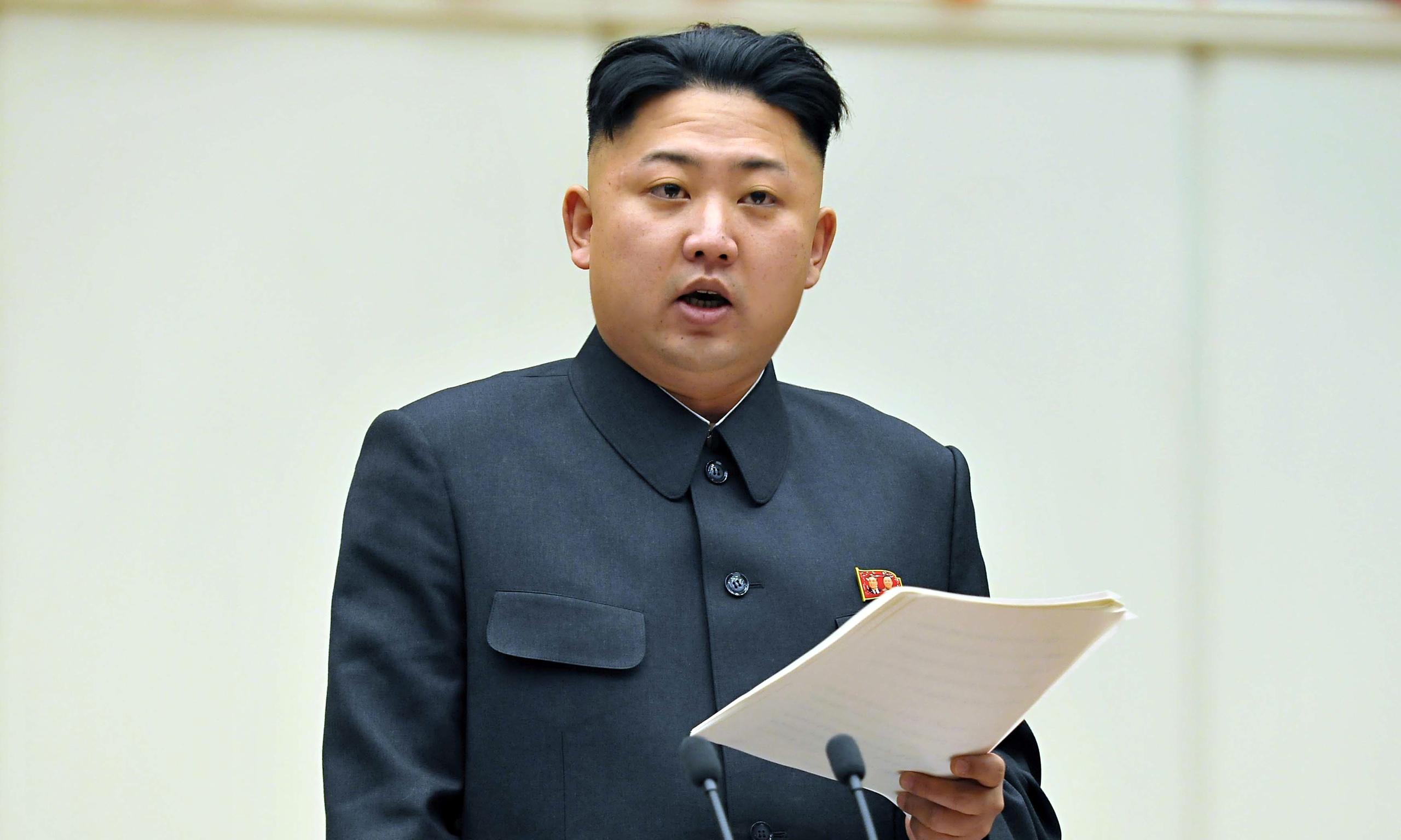 kim jong un - photo #28