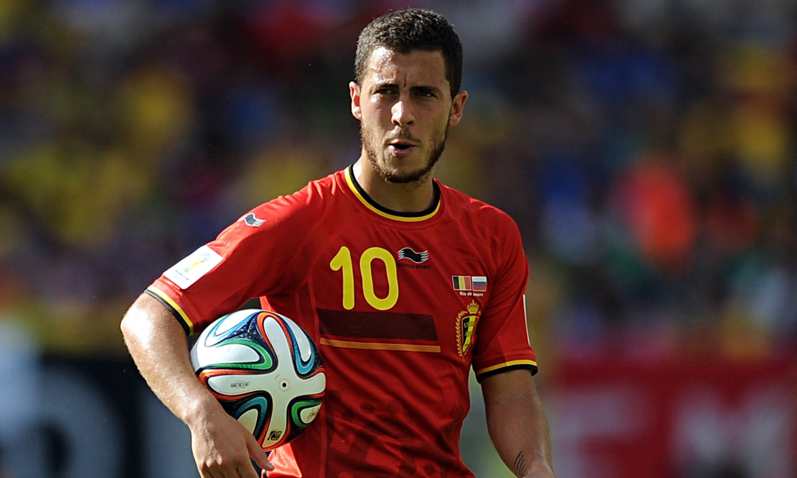 Belgium rule Eden Hazard out of Andorra qualifier because of toe injury | Football | The Guardian