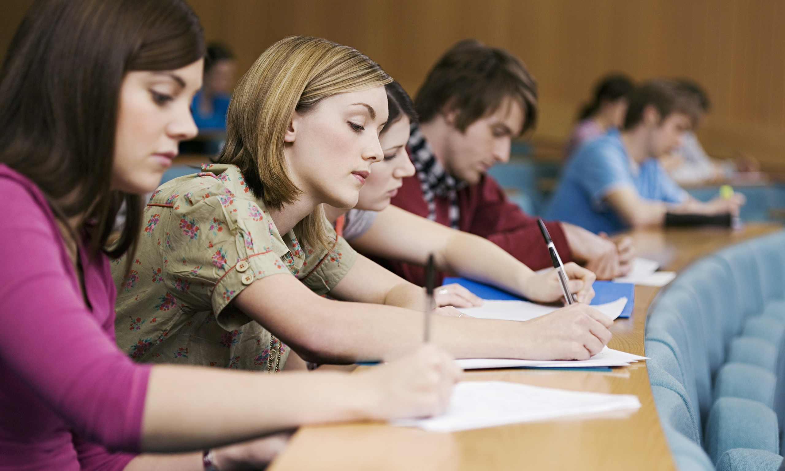 Education hard subjects in college