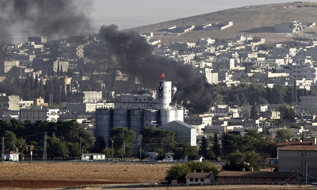 Kobani could be another Srebrenica, UN warns