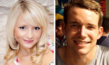 Hannah Witheridge and David Miller killed on Koh Tao