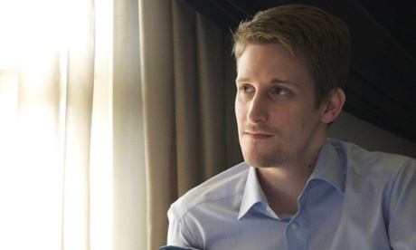 Edward Snowden portrait