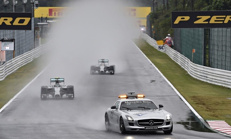 Is a foolproof virtual safety car the future for a safer F1?