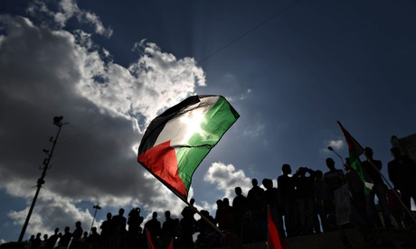 Palestinians mark Nakba Day in Jerusalem