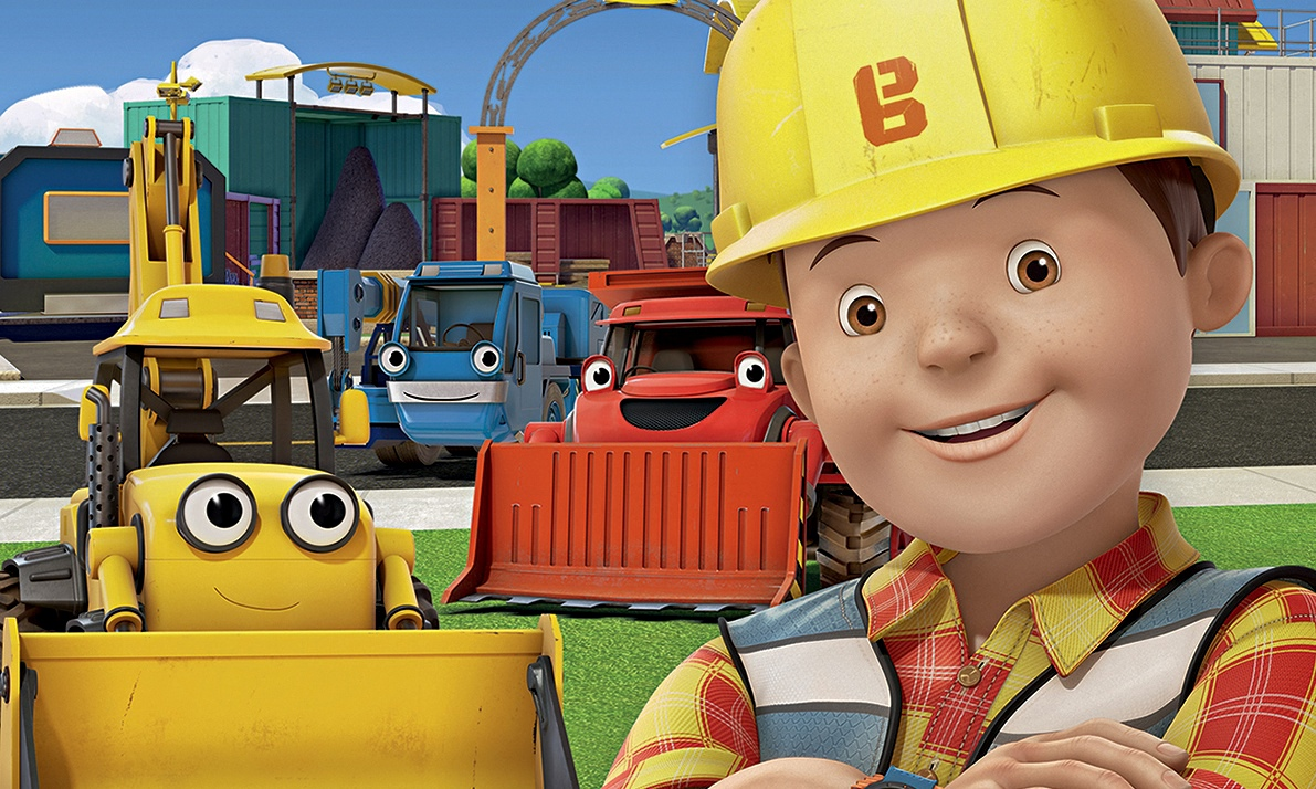 Bob the builder reboot on shaky ground television Www builder