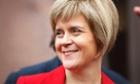 Nicola Sturgeon was Alex Salmond's deputy for seven years