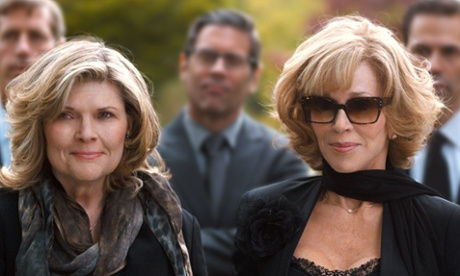 This Is Where I Leave You: Jane Fonda steals the show