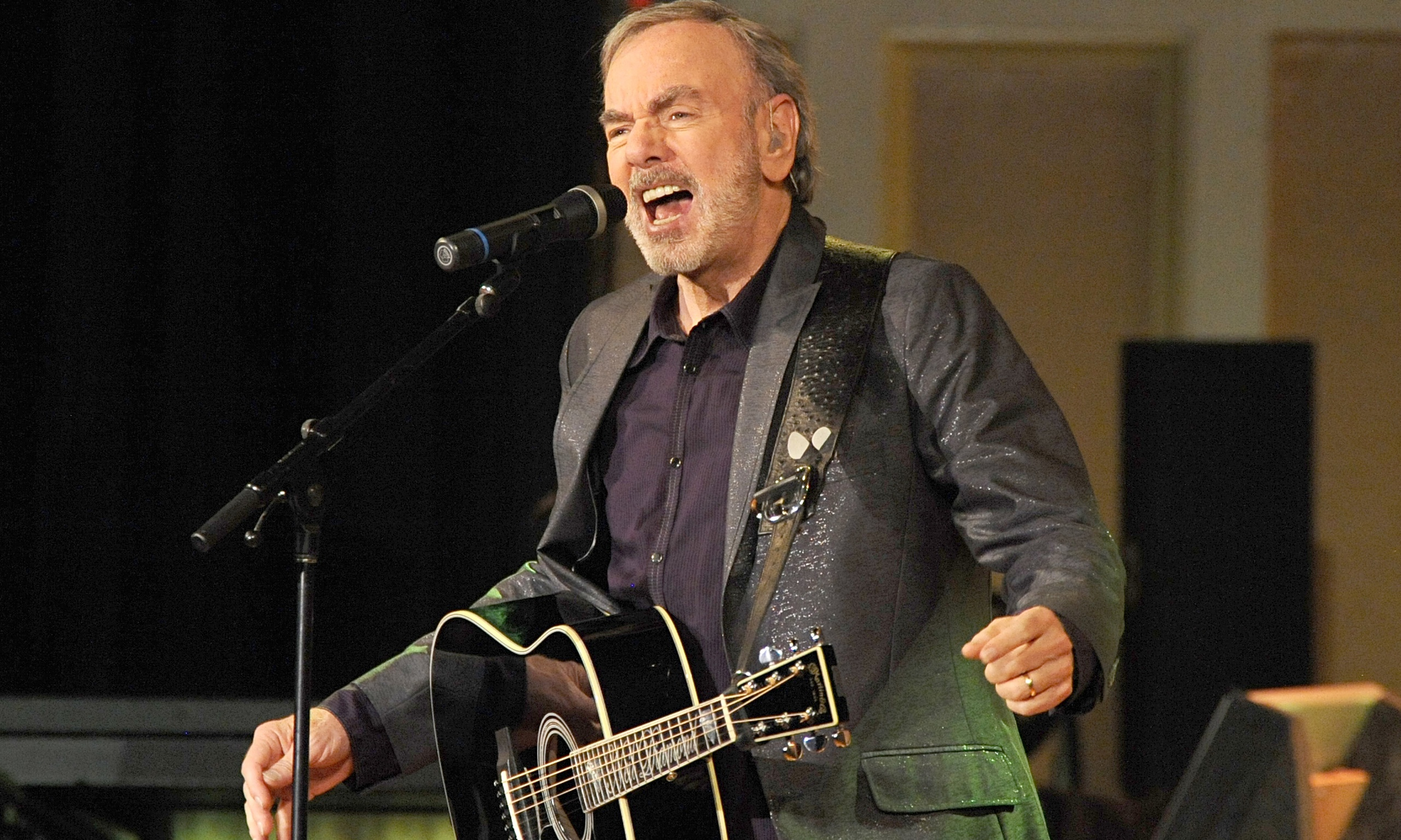 Neil Diamond: Melody Road review – schmaltzy but well-crafted ...