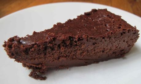 River Cafe's flourless chocolate cake