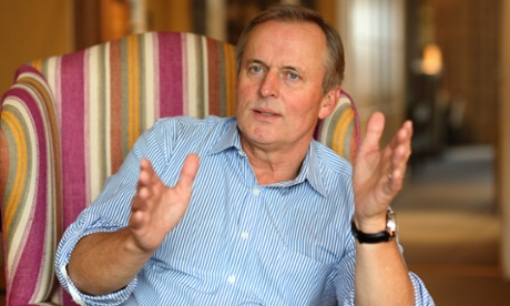 John Grisham: sentences too harsh for viewing child abuse images