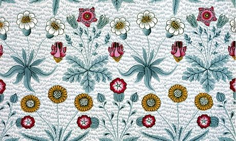 William Morris's Daisy wallpaper