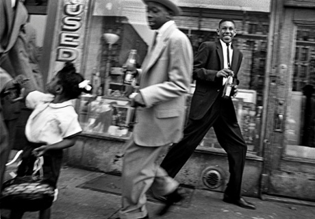 New York, by William Klein