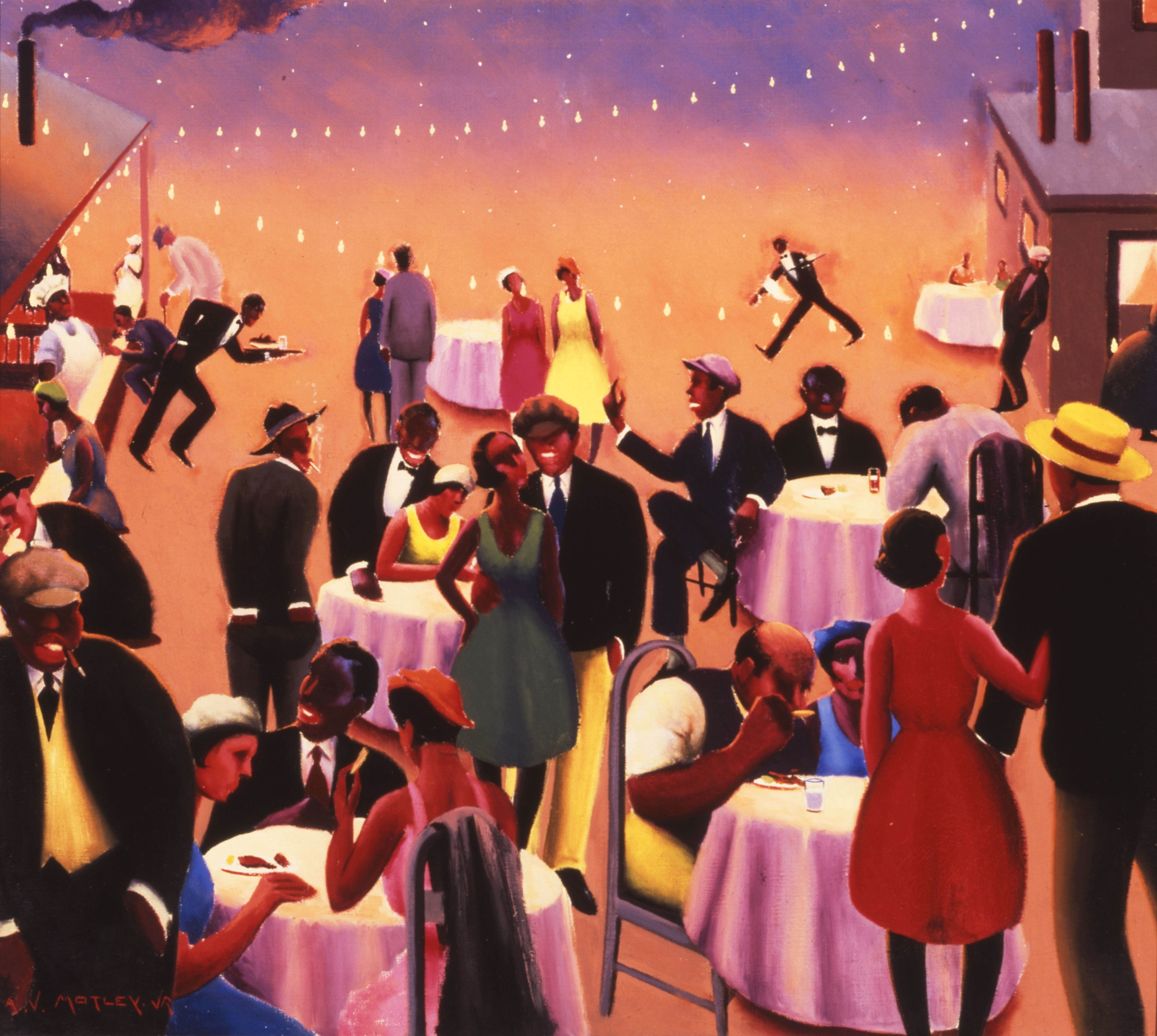 Archibald Motley: Jazz age modernist – in pictures | Art and design ...