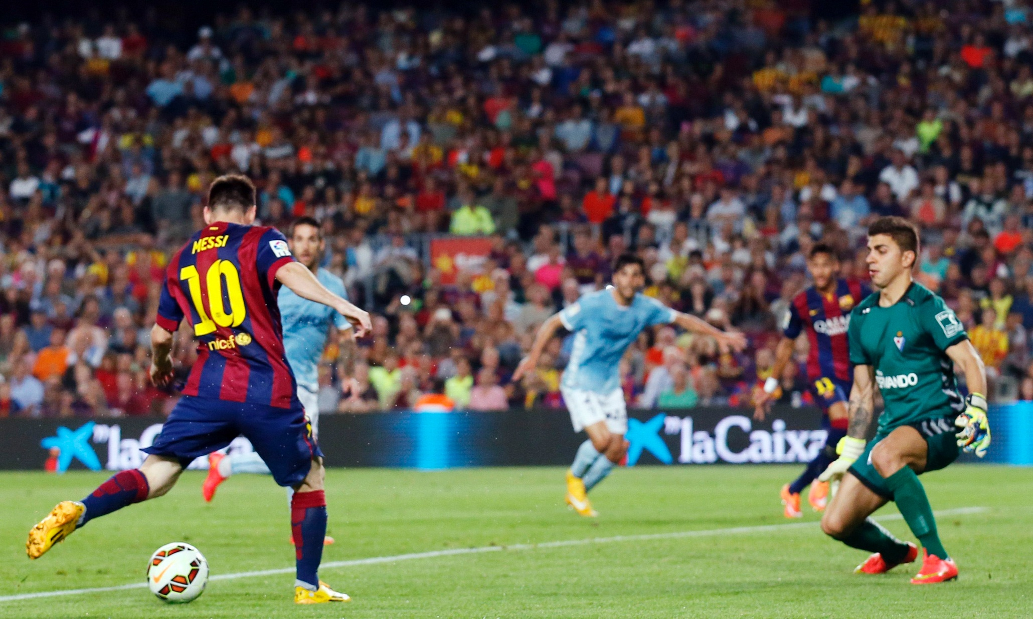 Image result for برشلونة وايبار