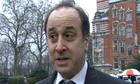 MP Brooks Newmark to stand down