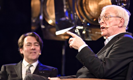 A night out with … Sir Michael Caine