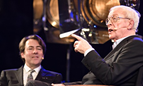 A Night Out With ... Sir Michael Caine review relaxed, charming, and faintly bemused all by the...