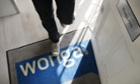 The offices of Wonga, the payday loan company, near Regent's Park in London.