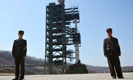 North Korea overhauls launch site to fire longer-range missiles, says US think tank