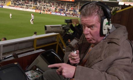 Football commentators all sound the same. It's time we heard something new