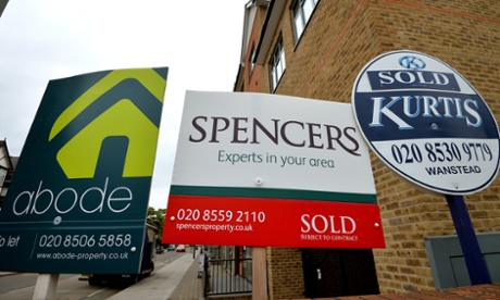 Bank of England asks for powers to intervene in housing market