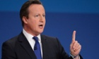 David Cameron conference speech